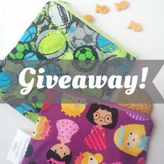 Junebugs reusable snack bag review+Giveaway! – The Hungry Homemaker Blog