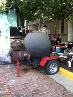 Smoker I want to build, the food rack rotated with the help of a electric motor.