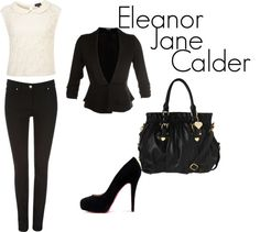 """""""Eleanor J. Calder3"""" by betsy803 on Polyvore"""