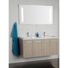 Aktuelles Badmöbel Angebot den Waschplatz Scanbad Samba mit