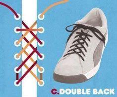 Değişik Ayakkabı Bağlama Yöntemleri ,  #bağcıkbağlama #gizlidüğüm #hızlıayakkabıbağlama #pratikayakkabıbağlama , Bağcık bağlamayı öğrenmek hiç bu kadar zevkli olmamıştı. Sizlere bu galeride bağcık geçirme işlemlerini farklı şekilde yaparak değiş...