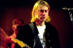 New Kurt Cobain Death Photos Reveal Singer's Drug Den