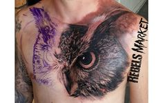 Truly amazing, stunning & jaw-dropping chest tattoos 2013 inked by some of the very best tattoo artists worldwide. Warning: Mind-blowing as well