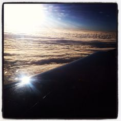 Sea of Clouds / above South West Coast
