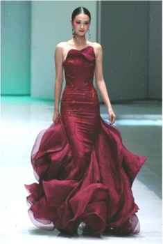 Fashion dresses formal glamour haute couture 45 Ideas for 2019 Trendy Dresses, Day Dresses, Nice Dresses, Casual Dresses, Fashion Dresses, Prom Dresses, Formal Dresses, 80s Fashion, Fashion Models