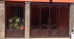 Tendencias en puertas de herreria (36) | Curso de organizacion de hogar aprenda a ser organizado en poco tiempo