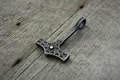 Another little Thor's hammer pendant
