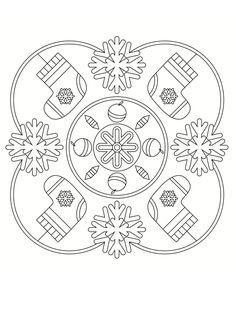Winter Mandala Coloring Pages. 30 Winter Mandala Coloring Pages. Mandala Coloring Pages for Kids Winter Holiday Coloring Snowflake Coloring Pages, Coloring Pages Winter, Cool Coloring Pages, Cartoon Coloring Pages, Flower Coloring Pages, Mandala Coloring Pages, Christmas Coloring Pages, Free Printable Coloring Pages, Coloring Books