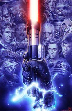 Star Wars Art - GeekTyrant