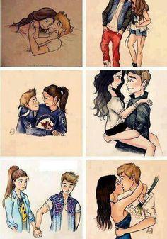Cute relationship