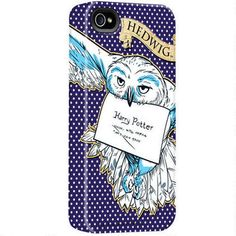 Harry Potter Hedwig iPhone Case