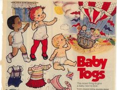 Baby Togs  10-17-1982