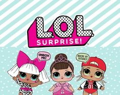 Lol Surprise Dolls Baby