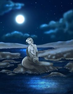 Selkies are creatures from the scottish mythology.