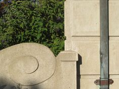 1000 images about concrete and steel in the garden on for Nautilus garden designs