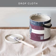 Drop Cloth: one of nine new colours of F&B 2016
