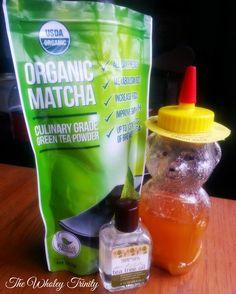 The Wholey Trinity: Matcha Tea Honey Face Mask + Product Review