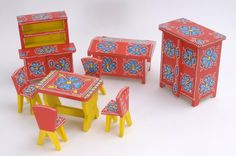 Traditional manufacturing of Children's Wooden Toys in Hrvatsko Zagorje- UNESCO's Representative List of the Intangible Cultural Heritage of Humanity