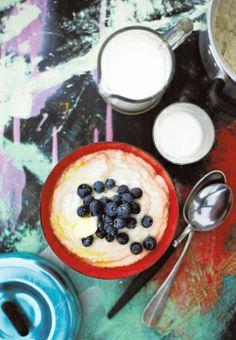 Kvinoa-kookospuuro