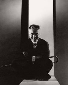 Charles Chaplin-vintage everyday: 20 Extraordinary Celebrity Portraits Taken by Edward Steichen from Between the 1920s and 1930s