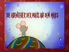 retro-tv 1977: Die Abenteuer der Maus auf dem Mars | Werbeklassiker: Volksfürsorge