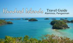 Hundred Islands Philippines Travel Guide Philippines Travel Guide, Tourist Spots, Time Travel, Travel Guides, Islands, Beach, Places, Water, Outdoor
