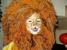 lion costume diy - Google Search
