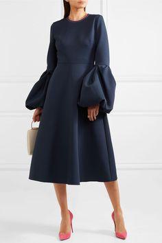 Women S Over 50 Fashion Styles 2015 Modest Fashion, Fashion Dresses, 50 Fashion, Fashion Styles, Fashion Brands, Look 2018, Prom Dresses, Dresses For Work, Estilo Retro