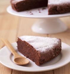 Chocolate cake - the best recipes of kitchen   Beautiful French Chocolate. Loved the fluffy texture. Tried the 60% chocolate with 150 gms caster sugar. Lovely but will try other variations next round!