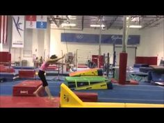 Goal Post Set - Gymnastics Training Equipment