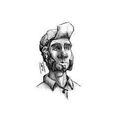 Face doodle8 by westieslant.deviantart.com on @DeviantArt
