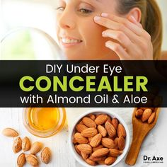 DIY under eye concealer - Dr. Axe