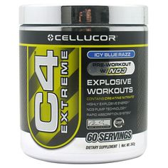 Cellucor - Extreme Pre-Workout with Fruit Punch 30 Servings, Cellucor Chrome Extreme is a Pre-Workout with that generates explosive workouts! Cellucor's Extreme Pre-Workout with is powdered energy. Harnessing unparalleled technology and exclus. Best Pre Workout Powder, Explosive Workouts, Pre Workout Supplement, Bodybuilding Supplements, Extreme Bodybuilding, Fruit Punch, Workout Regimen, Sports Nutrition, Bands