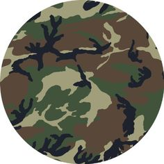 348 Best Camouflage Printables Images In 2018 Camo