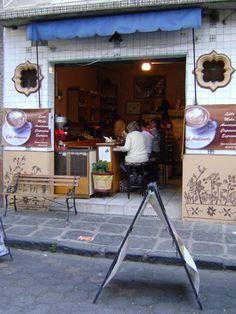 Café Avellaneda, Coyoacán, Mexico City