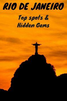 Rio de Janeiro - Top spots and Hidden Gems!
