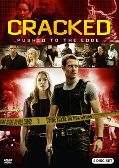 Cracked: Pushed to the Edge // Detective Aiden Black joined by a new partner in the Psych Crimes Unit, Dr. Clara Malone. The pair faces a fresh caseload of bizarre and emotionally explosive cases the murder of a property manager blurs fact and fiction, a nightclub shooting that kills an entire rock band, the inexplicable stabbing of a blind shopkeeper, and the perplexing slaying of a health worker.