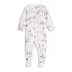 Pyjama Valkoinen