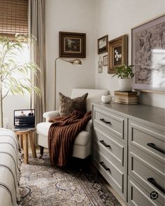 Home Bedroom, Bedroom Decor, Bedrooms, Decoration Chic, My New Room, Cozy House, Apartment Living, Home Decor Inspiration, Home And Living