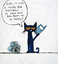Pete the Cat, by James Dean