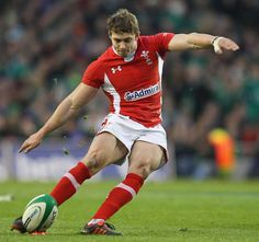 Leigh Halfpenny, fullback for Wales and Cardiff Blues. I think the best fullback in the game right now.