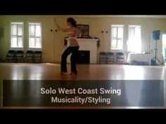 Solo West Coast Swing Drill - Just Because - West Coast Swing, Rca Records, Music Publishing, Drill, Dance, Songs, Youtube, North Carolina, Ms