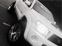 2008 Toyota Tacoma 22x12 -44mm American Truxx Vortex