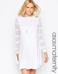 Search: White dresses maternity - Page 1 of 1 | ASOS