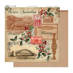 Couture Creations: Product Showcase | Ultimate Crafts Australiana Papers