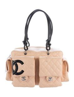 a5ff9d6c442ae5 The Chanel Cambon tote bag is a classic and a must-have ...