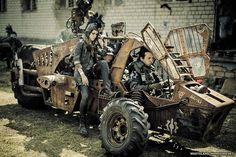 tousleddolly さんの Post apocalyptic wasteland ボードのピン | Pinterest