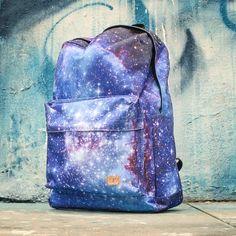 Galaxy Saturn Backpack from Firebox.com