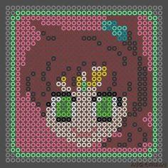 Sailor Moon Perler Bead Pattern