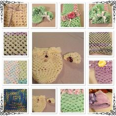 Lu Lu Bells baby blanket with matching cocoons makes for a beautiful baby shower gift or babies first picture!